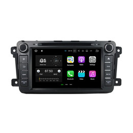 "Wholesale Dvd Player For Mazda - 1024*600 2 din 7"" Android 7.1 Car DVD Car Radio GPS Multimedia Head Unit for Mazda CX-9 CX 9 With 2GB RAM Bluetooth 4G WIFI Mirror-link"