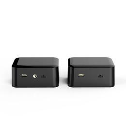 Телевизионное вещание онлайн-PAT-435 мини ИК пульт дистанционного управления WiFi видео вещания Радио расширитель комплект передатчик приемник для IPTV PC DVD Sky TV Box