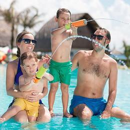 2019 tipi di pompe ad acqua Pistola ad acqua per bambini Serie di gommapiuma in EVA Disegna un tipo di pompa Giochi d'acqua necessari per Beach Water Wars tipi di pompe ad acqua economici