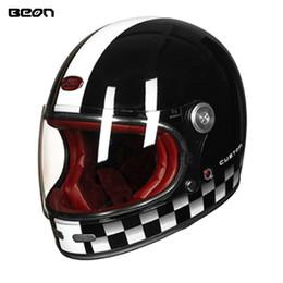 2018 beonHot продаж высокое качество заводская цена мотоцикл шлем анфас firberglass shell шлем мода мотоцикл мото де КАСКО головной убор от Поставщики расширения парика