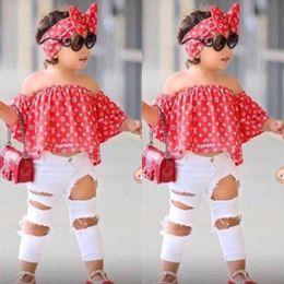 Toddler Baby Girls Set Ropa para niños Moda Pantalón superior Traje de verano de dos piezas para niños Trajes de boutique para niñas desde fabricantes