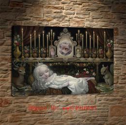 2019 pinturas religiosas Mark Ryden, Lienzo Decoración para el hogar HD Impreso Arte Moderno Pintura sobre Lienzo (Sin Marco / Enmarcado)