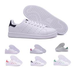Adidas Stan Smith Superstar Printemps Cuivre Blanc Rose Noir Chaussure De Mode Homme sneakers Casual En Cuir marque femme hommes chaussures Appartements Baskets 36-44 ? partir de fabricateur