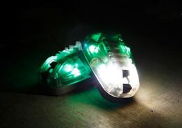 bunte flash-spinnerei Rabatt Neue verbesserte Version Taktisches HEL-STAR 6 Gen3-Erkennungslicht LED-Blitz grünes Außenlicht überleben