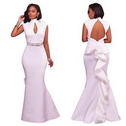 2019 amerikanisches indisches kleid Frauen Indian Saree Real Rushed Die 2017 Explosion Modelle Verkauf Amerikanischen Standard Code hochwertigen Kleid Sexy Halter Lange. günstig amerikanisches indisches kleid