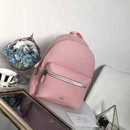 Wholesale pink polka dot straws - 2018 Luxury famous brand 1:1 skull boutique synchronization designer backpack handbags Backpacks girl large students mens boy 180425001Spx