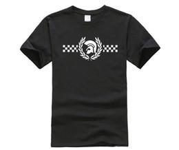 Nouveaux chevaux de troie en Ligne-Style de bricolage mens t shirts Nouveau 2017 Mode Trojan Lauriers Studio Un Rude Boy Skinhead 60 'Sdesign Votre T-shirt