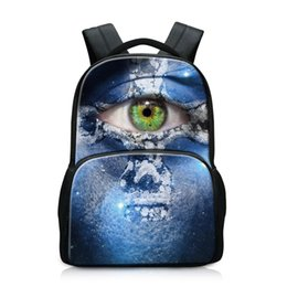 Wholesale backpack pictures - Newest Laptop Backpacks Best Daypacks for Teenager Starry Sky Picture on Computer Bags High School Book Bags for Students Very Nice Rucksack