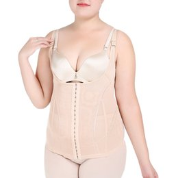 463d868807 Chinese Plus Size Shapewear for Women Tummy Control Slimming Underwear  Camisole Plus Size Body Shaper Corset