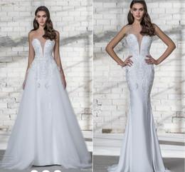 38c607397f Backless Shiny Wedding Dresses Canada | Best Selling Backless Shiny ...