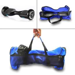 Wholesale Backpack Knapsack - 6.5 Inches Hoverboard Backpack Shoulder Carrying Bag for 2 Wheel Electric Self Balance Scooter Travel Knapsack