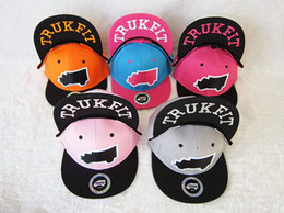 Wholesale Mouse Boys - Hot TRUKFIT 2TR Mouse Snapback Feelin' Spacey Lil Tommy Boys Caps & Hats Snapbacks Snap Back Hat Unisex Street Cap