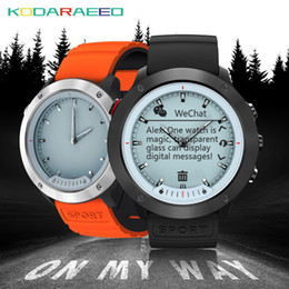 2019 умные часы стали водонепроницаемыми M5 Smart watch Transparent Screen IP68 Waterproof Luminous hands Heart Rate Monitor Stainless Steel Bezel BRIM Smart Wristband дешево умные часы стали водонепроницаемыми
