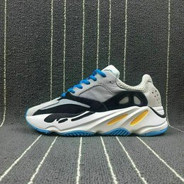 Wholesale Real Table - WITH BOX 2018 New 700 Wave Runner 700s Kanye West Women Men Basketball Designer Running Shoes Sneakers Real