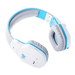 Cuffie senza fili Bluetooth Headband Gaming Headset con microfono BT4.1  Auricolari stereo per iPhone Xiaomi PC Tabelts Spedizione gratuita 32d571268600
