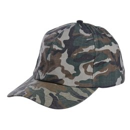 74b5dd11bdd Laamei Baseball Cap Women Men Baseball Hat Snapback Camouflage Camo Hats  Hunting Cotton Summer Outdoor Climbing Army Dad Cap on sale
