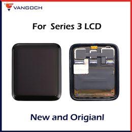 Bildschirm lcd serie online-Original für Apple Watch Series 3 LCD Display Touchscreen Digitizer Series3 S3 38 mm / 42 mm Ersatz GPS + Mobiltelefon / Nur GPS