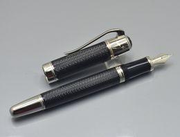 Top Qualité Writer Jules Verne signature Classique Plume stylo océan Bleu / Noir / Rouge Monte marques stylos à encre avec numéro 14873/18500 ? partir de fabricateur