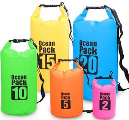 Canada Sac de seau étanche pour le rafting en plein air Sac de plage Beach Bucket Offre