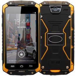 """Водонепроницаемый смартфон 3g онлайн-Оригинальный Discovery V9 IP68 Водонепроницаемый смартфон MTK6580 Quad Core Android 5.1 4.5 """"IPS RAM 1 ГБ ROM8GB WCDMA 3G Сотовый мобильный телефон"""