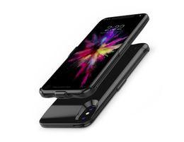 Custodia per caricabatteria per iPhone X Custodia per caricabatteria per iPhone 5 x 5 cheap iphone battery charging cases da casi di ricarica della batteria iphone fornitori