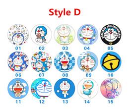 2019 handys geschenke halterung Doraemon Multifunktions-Autotelefonhalter Vibrato Live-Artefakt Geschenk benutzerdefinierte Logo Post faul Handyhalterung Ringhalterung günstig handys geschenke