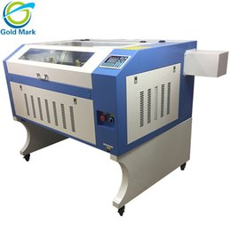 Wholesale Laser Engraver Cutter - Professional Manufacture CO2 laser tube non-metal laser engraver and cutter TS6090 with topwisdom system 80W