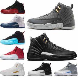 12s basket balles chaussures le maître OFF Pack Graduation Michigan Bulls UNC OV blanc baskets de designer pour hommes femmes chaussures de sport ? partir de fabricateur
