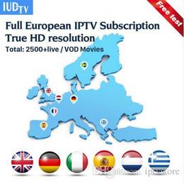 tv grátis iptv Desconto GRÁTIS 1 ano 2500 Live IPTV TV Subscrição de canais M3U ENIGMA2 Android IPTV ITÁLIA Alemão Suécia Espanha UK Sports Subscrição de IPTV
