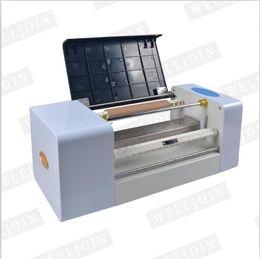 Прессы для печати онлайн-AMD360A пресс-машина фольги цифров горячая штемпелюя машины фольги принтер