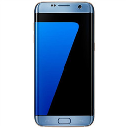 Wholesale Chinese Tv Package - Goodphone S7 edge 64bit Dual core show 4G 3GB RAM 64GB ROM smartphone android 6.0 goophone s7 edge Metal frame in retail package