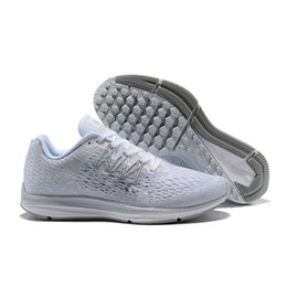 Lunarlon schuhe online-Nike Run Swift 2018 ZOOM WIO 5 Laufschuhe für Herren Wandern Jogging Walking Outdoor Schuhe Designer Schuhe LUNARLON Athletic Sneakers Größe 40-45