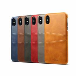 Étui de téléphone de style portefeuille de mode de luxe pour iphone Xr avec carte de crédit pokect fentes étui en cuir pour samsung Note9 ? partir de fabricateur