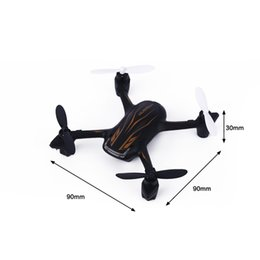Wholesale hubsan x4 rtf - F16920 Hubsan X4 Plus H107P 4CH with LED RTF 2.4GHz Altitude Mode RC Quadcopter