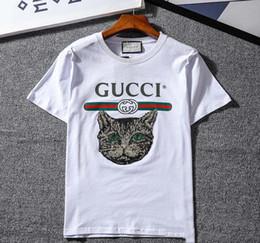 Camiseta de manga corta con estampado de camiseta de manga corta y oso de peluche de alta calidad para mujeres camisetas con el mismo párrafo de camisetas desde fabricantes