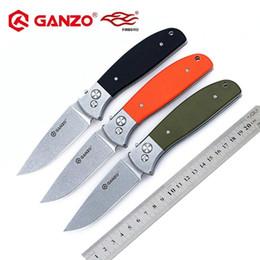 2019 дешевые атласные сумки Firebird Ganzo G7482 440C лезвие G10 Ручка Складной нож Выживание Инструмент для кемпинга Охотничий карманный нож тактический инструмент для наружного монтажа edc