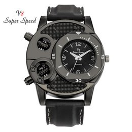 Wholesale wholesale super luxury watches - Luxury V8 Super Speed Watch Silicone Rubber Quartz Wristwatch Military Outdoor Sports Watches Men Business Clock