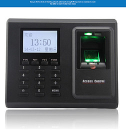 Wholesale rfid timing systems - ZKTeco F2 TCP IP 125Khz RFID Card(optional) & Fingerprint Access Control with Time Attendence Security System for Door