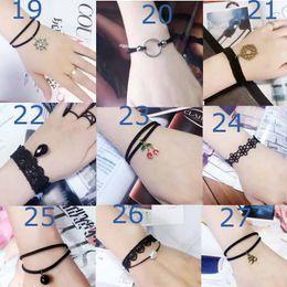 Wholesale Bracelet Boys - 47 styles kids bracelet ethic lace with love cherry accessory bracelet kids girl boy Jewelry free shipping