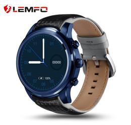 Handy gps-system online-Sicherheit Ausgezeichnetes System 5,1 Intelligenz Wrist Smart Watch Handy 2 16gb Steckkarte GPS WiFi Echtes Smartwatch Freies Verschiffen