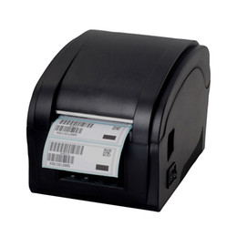 Wholesale Barcode Printers - High quality Qr code sticker printer barcode printer Thermal adhesive label clothing label