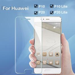 2019 tela samsung s7262 Para huawei p20 lite premium 2.5d curvo protetor de tela de vidro temperado 9 h full screen filme anti-risco para huawei p10 lite
