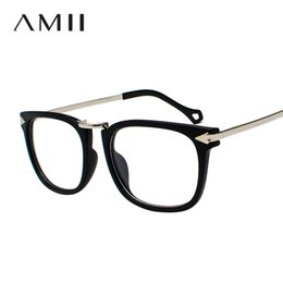 c3d1c6c638 2018 Square Optical Glasses Frame Clear lens Eyeware New Brand Designer  Woman Alloy Frames Arrow Eye Glass Oculos wholesale designer optical  glasses frames ...