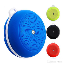Wholesale wireless audio for ipad - 2018 Outdoor sports Portable Wireless Bluetooth Speaker mini speakers Handsfree Receive Call for Samsung iPhone Laptop iPad MP3 MP4 TF Card