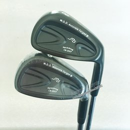 Wholesale Pro Hands Free - Mew Golf clubs MIURA CB-2007 FORGED Golf irons set 4-9PG N S PRO 950 R Steel Shaft R or S Flex Clubs Set Free shipping