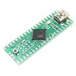 Teensy 2.0 + + USB Placa de Desenvolvimento AVR ISP U Teclado Rato Teclado Experimental Placa AT90USB1286