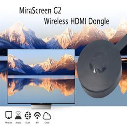 câble mini usb de type b Promotion Pour Miracast Chromecast 2 Digital HDMI Media Video Streamer 3e génération 2017 Transférez le contenu sans fil du téléphone au téléviseur
