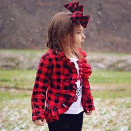 usura del ragazzo americano Sconti Modelli esplosione 2019 primavera e autunno indossare commercio estero europeo e americano ragazzi e ragazze selvaggio reticolo rosso aria condizionata giacca auto