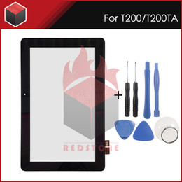 "Asus panel pc online-11.6 ""Touch For Asus Transformer Book T200TA T200 Touchscreen Panel Digitizer Sensor Tablet PC Parti di ricambio con strumenti"