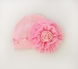 bb0dab2efca 2019 berretto da compleanno Baby Girl First Birthday Party Cappello Flower  Princess Cap Decor Accessorio per